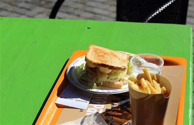 Zona Restaurante Ndoki (Bioparc Valencia)