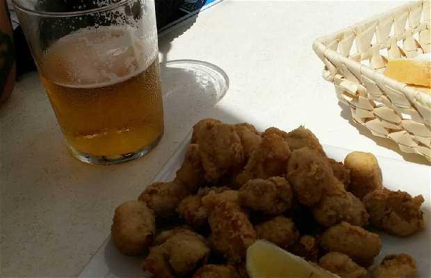 Bar Playa Blanca