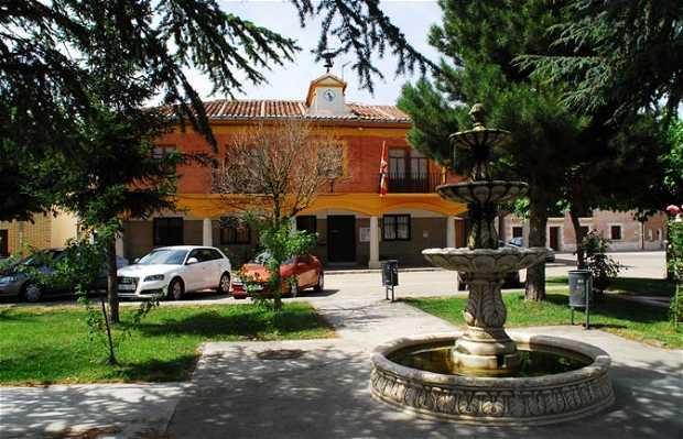 Sotobañado y Priorato City Hall