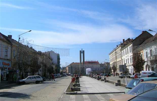 B-dul Eroilor - Eroilor Boulevard