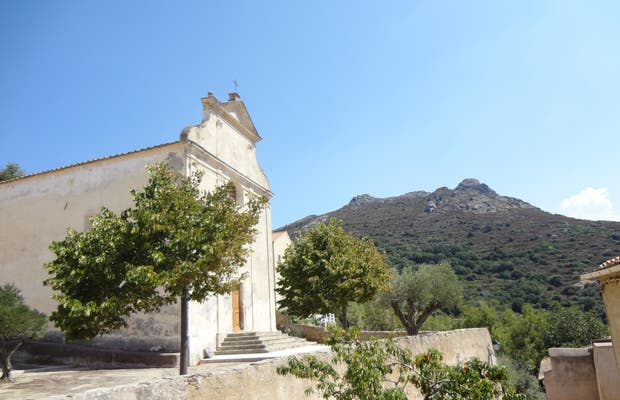 Église de l'Annonciation de Corbara
