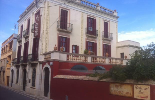 Restaurant Aiguaclara (Hotel)