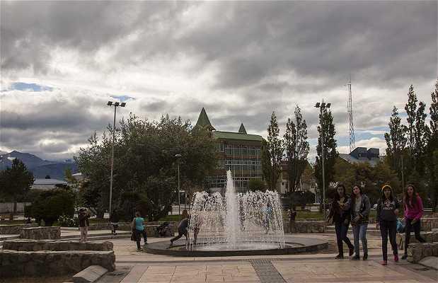 Plaza de Armas de Puerto Natales (1ero de Mayo)