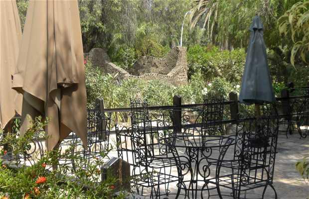 Jardin d'Olhao Restaurant