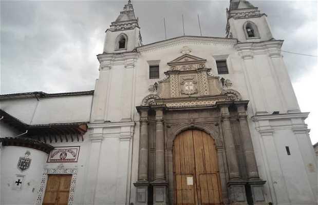 Iglesia y convento Carmen Antiguo de San Jose
