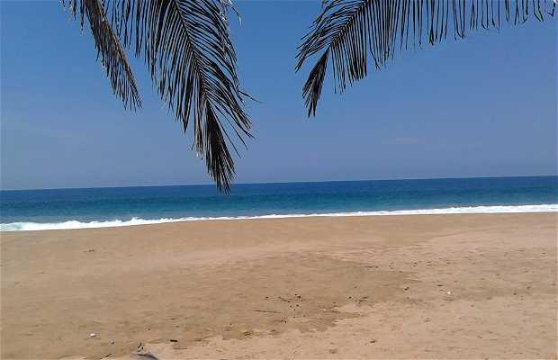 Playa Pie De La Cuesta