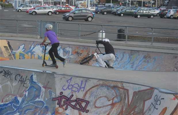 Skate Park du Havre