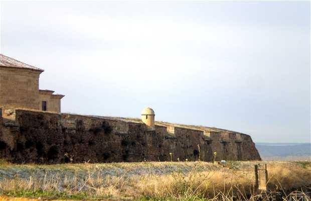 Walls of Ciudad Rodrigo