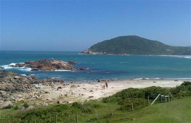 Praia Vermelhinha