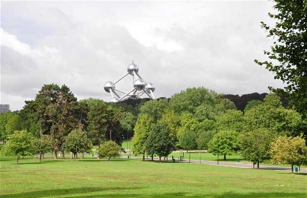 Parque de Laeken