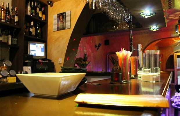 Tetería Luna Egipcia Lounge Café