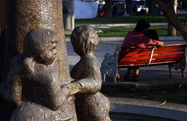 Plaza de Armas de Quillota