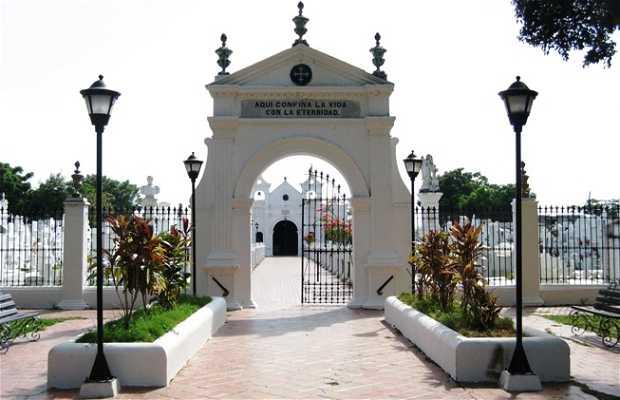 Cementerio de Mompox