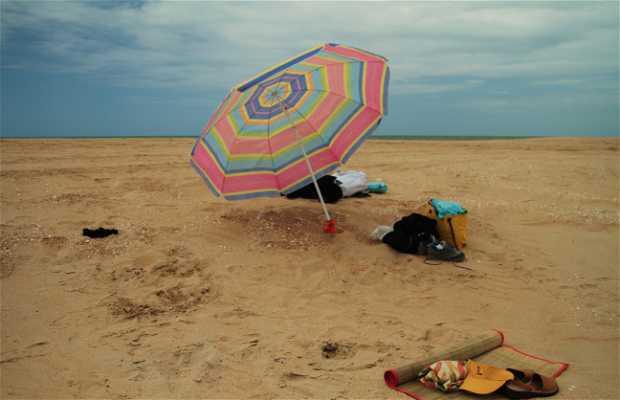 Playa El Rompido