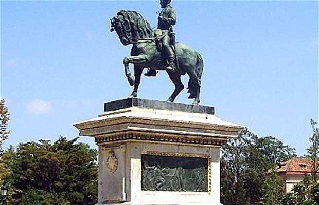 Monument au général Prim