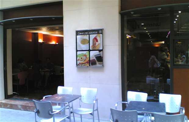 Bar café Granada