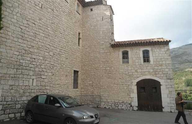 Château de Gourdon