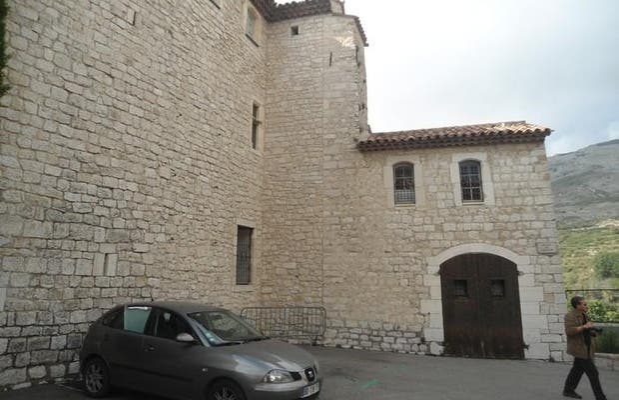 Le château de Gourdon