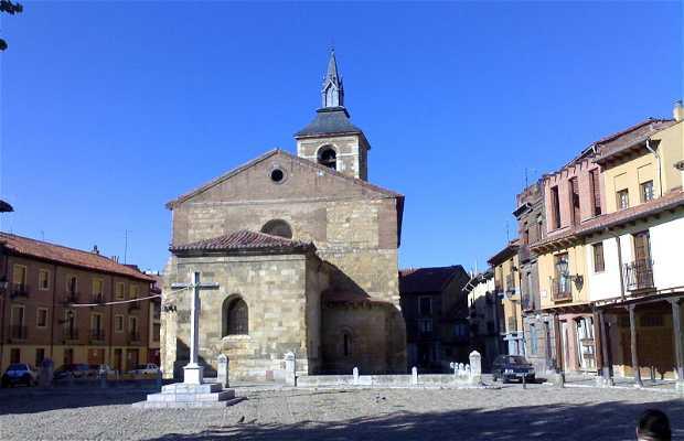 Iglesia del Mercado o de Santa María del Camino