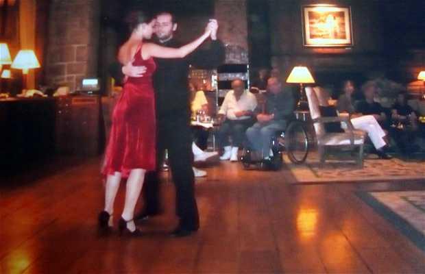 Tango en el Llao Llao