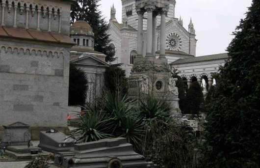 Monumental Cemetery (Cimitero Monumentale di Milano)