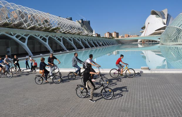 I Bike Valencia