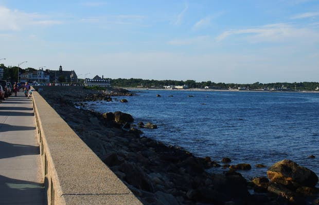 Narragansett Shoreline