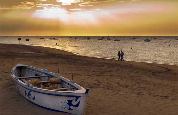 Spiaggia di Bajo de Guía