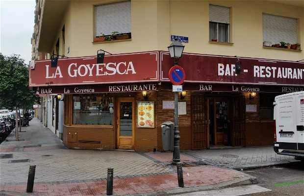 La Goyesca