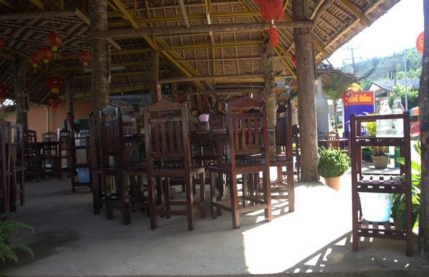 Chinese Restaurant in Ban Rak Thai