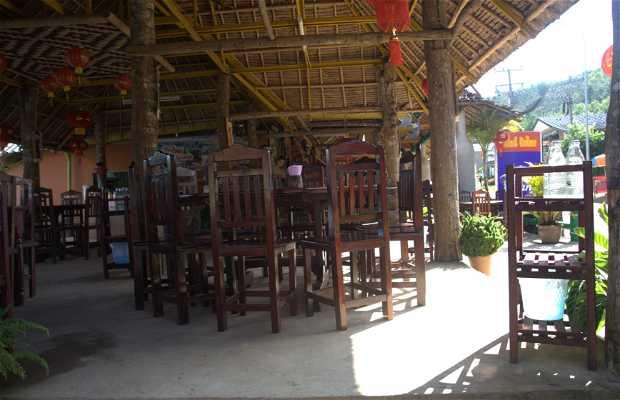 restaurante chino en Ban Rak Thai