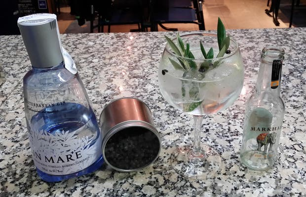 Bar rest. Monaco