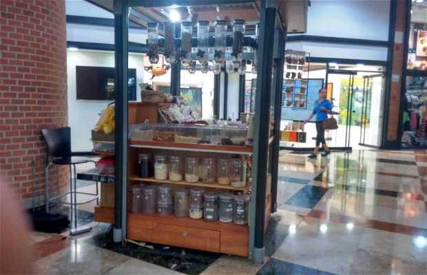 Kiosco Naturalitico
