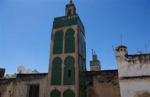 Mezquita central de La Medina