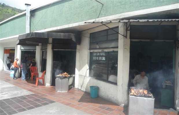 Restaurants of the market