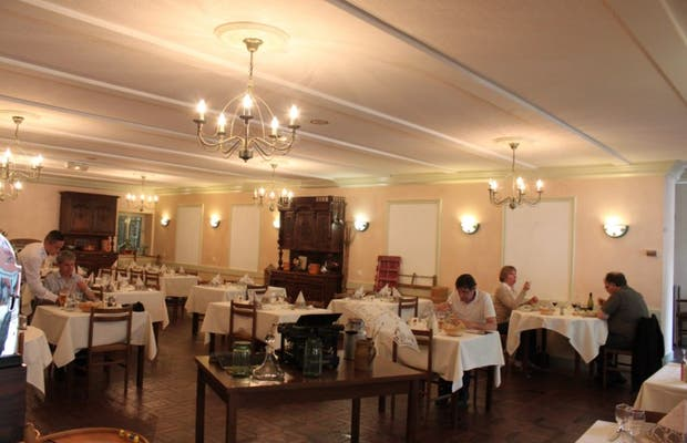 Restaurante La table de Gustave