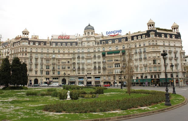 Plaça Francesc Macià