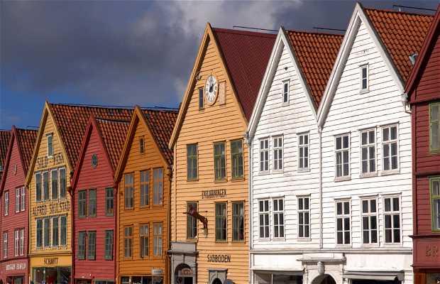 Quartiere di Bryggen