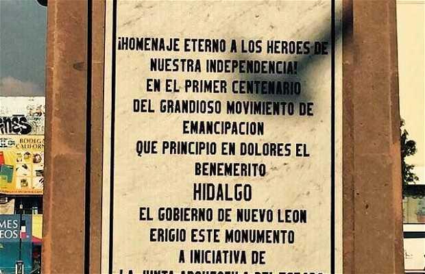 Monumento Histórico, Geográfico, Estadístico y Metereológico
