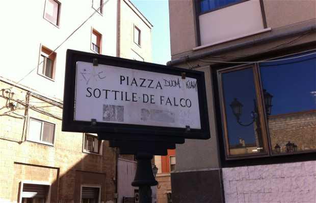 Piazza Sottile de Falco