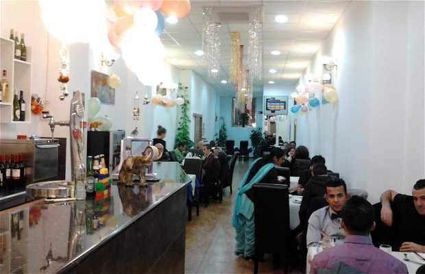 Restaurante NEW DELHI