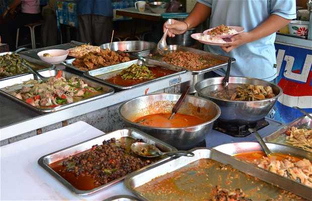 Street Food Thanon Ratchadamri