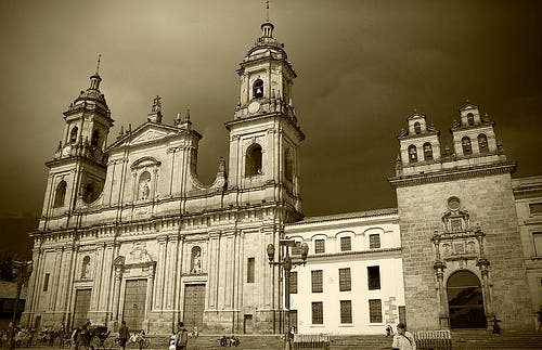 Centre de Bogotá