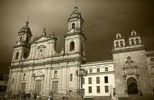Centro di Bogotá