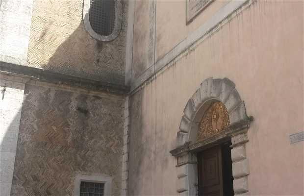 Iglesia de Santa Chiara