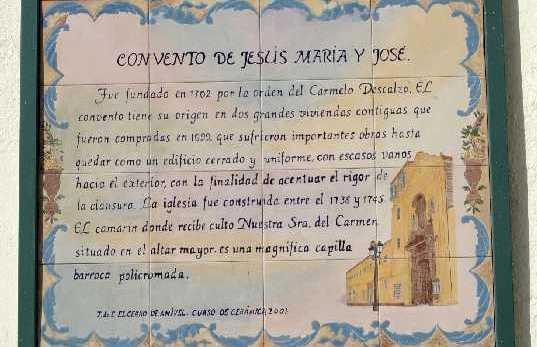 Convent of Jesus, Maria and Jose