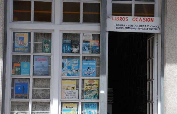 Librería de Ocasión
