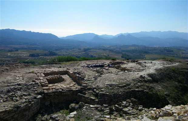 Jaciment arqueològic del Coll del Moro