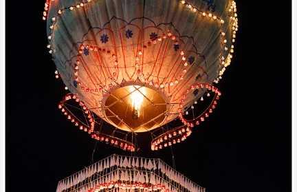 Festival de globos aerostáticos de Taunggyi