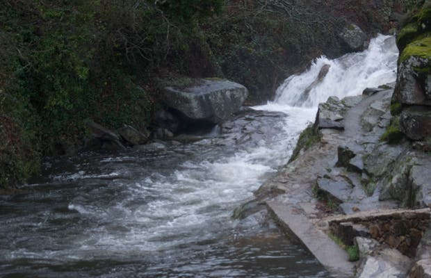 El río Arenal